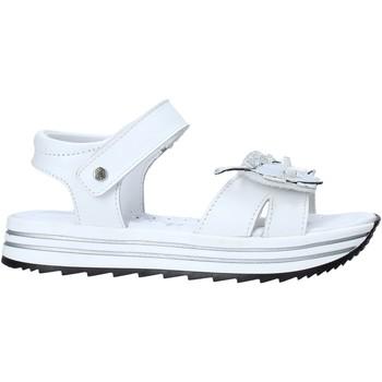 Chaussures Fille Sandales et Nu-pieds Melania ME4065D0S.B Blanc
