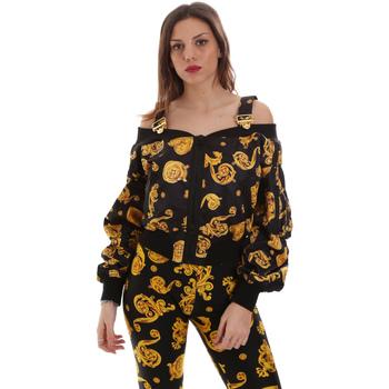Vêtements Femme Sweats Versace C0HVB932S0774899 Noir