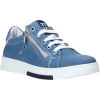 Chaussures Enfant Baskets basses Melania ME6226F0S.B Bleu