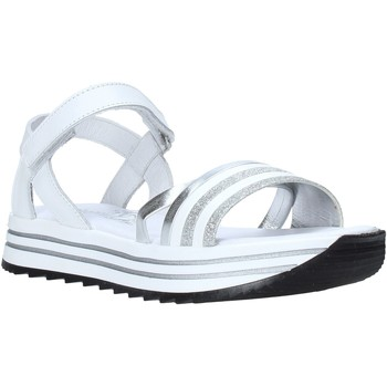 Chaussures Fille Sandales et Nu-pieds Melania ME6099F0S.A Blanc