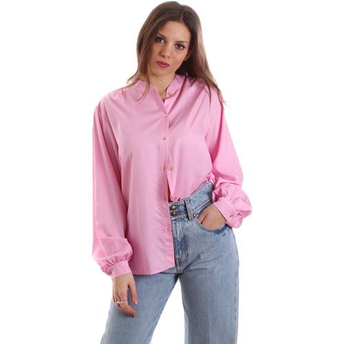 Vêtements Femme Chemises / Chemisiers Versace B0HVB62307619445 Rose