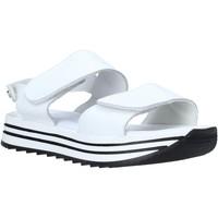 Chaussures Fille Sandales et Nu-pieds Melania ME6109F0S.A Blanc