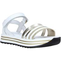 Chaussures Fille Sandales et Nu-pieds Melania ME6099F0S.B Blanc
