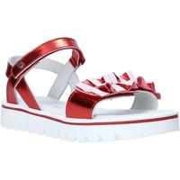 Chaussures Fille Sandales et Nu-pieds Melania ME6044F0S.C Rouge