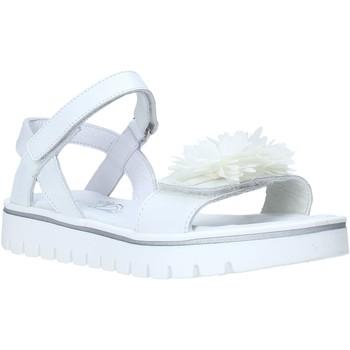 Chaussures Fille Sandales et Nu-pieds Melania ME6126F0S.A Blanc