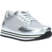 Chaussures Fille Baskets basses Melania ME6254F0S.A Argent
