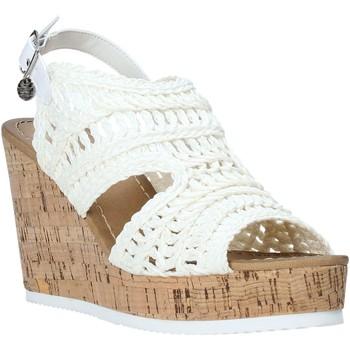 Chaussures Femme Sandales et Nu-pieds Gold&gold A20 GJ265 Blanc