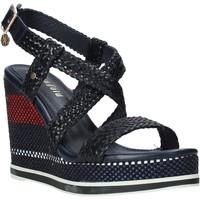 Chaussures Femme Sandales et Nu-pieds Gold&gold A20 GJ346 Bleu