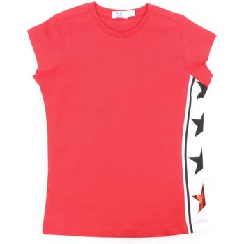 Vêtements Fille T-shirts manches courtes Melby 70E5645 Rouge