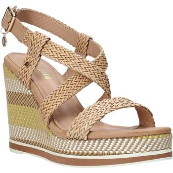 Chaussures Femme Sandales et Nu-pieds Gold&gold A20 GJ346 Rose