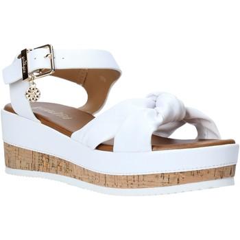Chaussures Femme Sandales et Nu-pieds Gold&gold A20 GJ272 Blanc