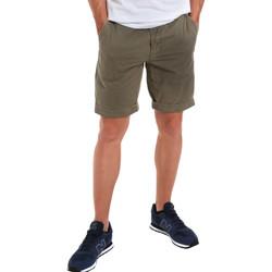 Vêtements Homme Shorts / Bermudas Gaudi 011BU25023WC Vert