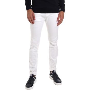 Vêtements Homme Jeans slim Gaudi 011BU25061 Blanc