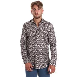Vêtements Homme Chemises manches longues Betwoin DIONISIOÙ Blanc