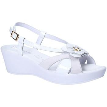 Chaussures Femme Sandales et Nu-pieds Susimoda 269743 Blanc