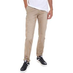 Vêtements Homme Chinos / Carrots Gaudi 011BU25004WC Beige