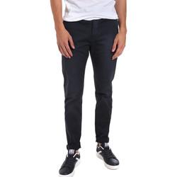 Vêtements Homme Chinos / Carrots Gaudi 011BU25004WC Bleu
