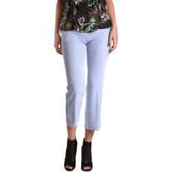 Vêtements Femme Pantacourts Gaudi 811FD25026 Bleu