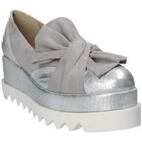 Chaussures Femme Espadrilles Grace Shoes 1304 Gris