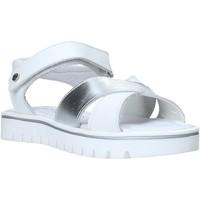 Chaussures Fille Sandales et Nu-pieds Melania ME4108D0S.B Blanc