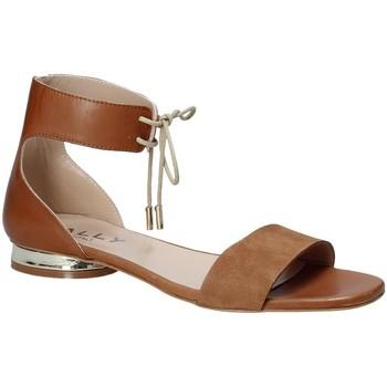 Chaussures Femme Sandales et Nu-pieds Mally 5826 Marron