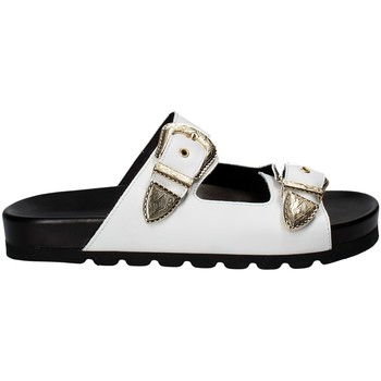 Chaussures Femme Mules Mally 6199 Blanc