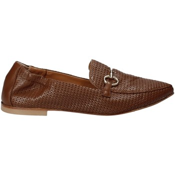 Chaussures Femme Mocassins Mally 6264 Marron