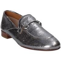Chaussures Femme Mocassins Mally 6105 Gris