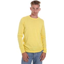 Vêtements Homme Pulls Sseinse ME1504SS Jaune
