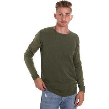 Vêtements Homme Pulls Sseinse ME1510SS Vert