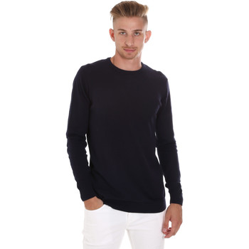 Vêtements Homme Pulls Sseinse ME1504SS Bleu