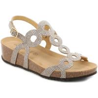 Chaussures Femme Sandales et Nu-pieds Grunland SB1597 Beige