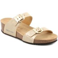 Chaussures Femme Mules Grunland CB2494 Beige