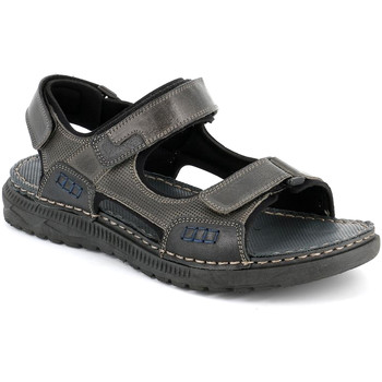 Chaussures Homme Sandales et Nu-pieds Grunland SA2526 Noir