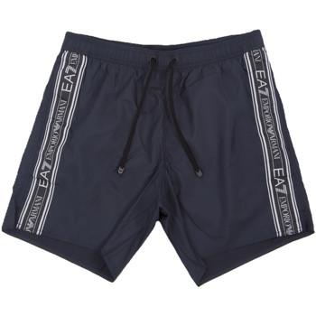 Vêtements Homme Maillots / Shorts de bain Ea7 Emporio Armani 902000 0P734 Bleu