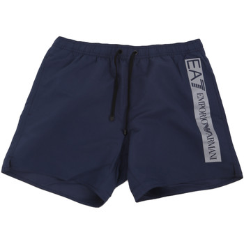 Vêtements Homme Maillots / Shorts de bain Ea7 Emporio Armani 902000 0P732 Bleu