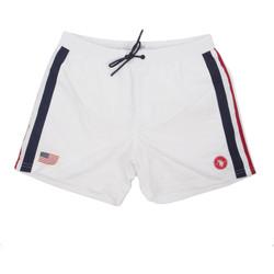 Vêtements Homme Maillots / Shorts de bain U.S Polo Assn. 58450 52458 Blanc