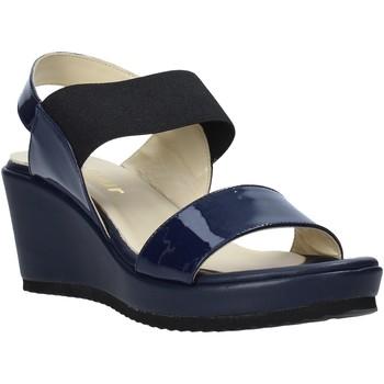 Chaussures Femme Sandales et Nu-pieds Esther Collezioni ZB112 Bleu