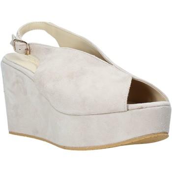 Chaussures Femme Sandales et Nu-pieds Esther Collezioni ZC 107 Beige