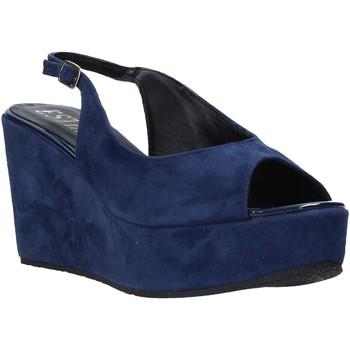Chaussures Femme Sandales et Nu-pieds Esther Collezioni ZC 042 Bleu