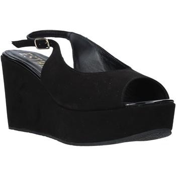 Chaussures Femme Sandales et Nu-pieds Esther Collezioni ZC 042 Noir