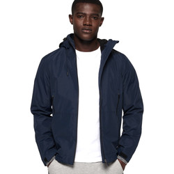 Vêtements Homme Coupes vent Superdry M50001SQ Bleu