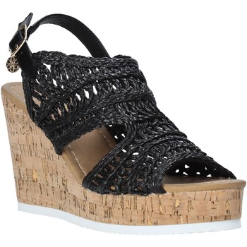 Chaussures Femme Sandales et Nu-pieds Gold&gold A20 GJ265 Noir