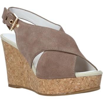 Chaussures Femme Sandales et Nu-pieds Lumberjack SW82106 003 A01 Marron