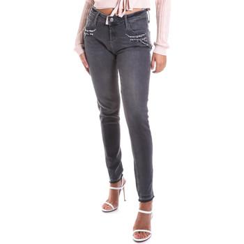 Vêtements Femme Jeans slim Gas 355766 Gris