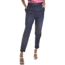 Vêtements Femme Jeans Gas 365786 Bleu