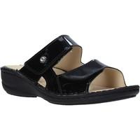 Chaussures Femme Mules Grunland CE0446 Noir