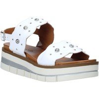 Chaussures Femme Sandales et Nu-pieds Grunland SA2545 Blanc