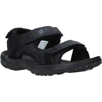 Chaussures Homme Sandales sport Lotto L52291 Noir