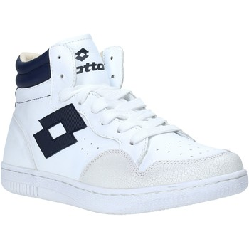 Chaussures Homme Baskets montantes Lotto L56883 Blanc